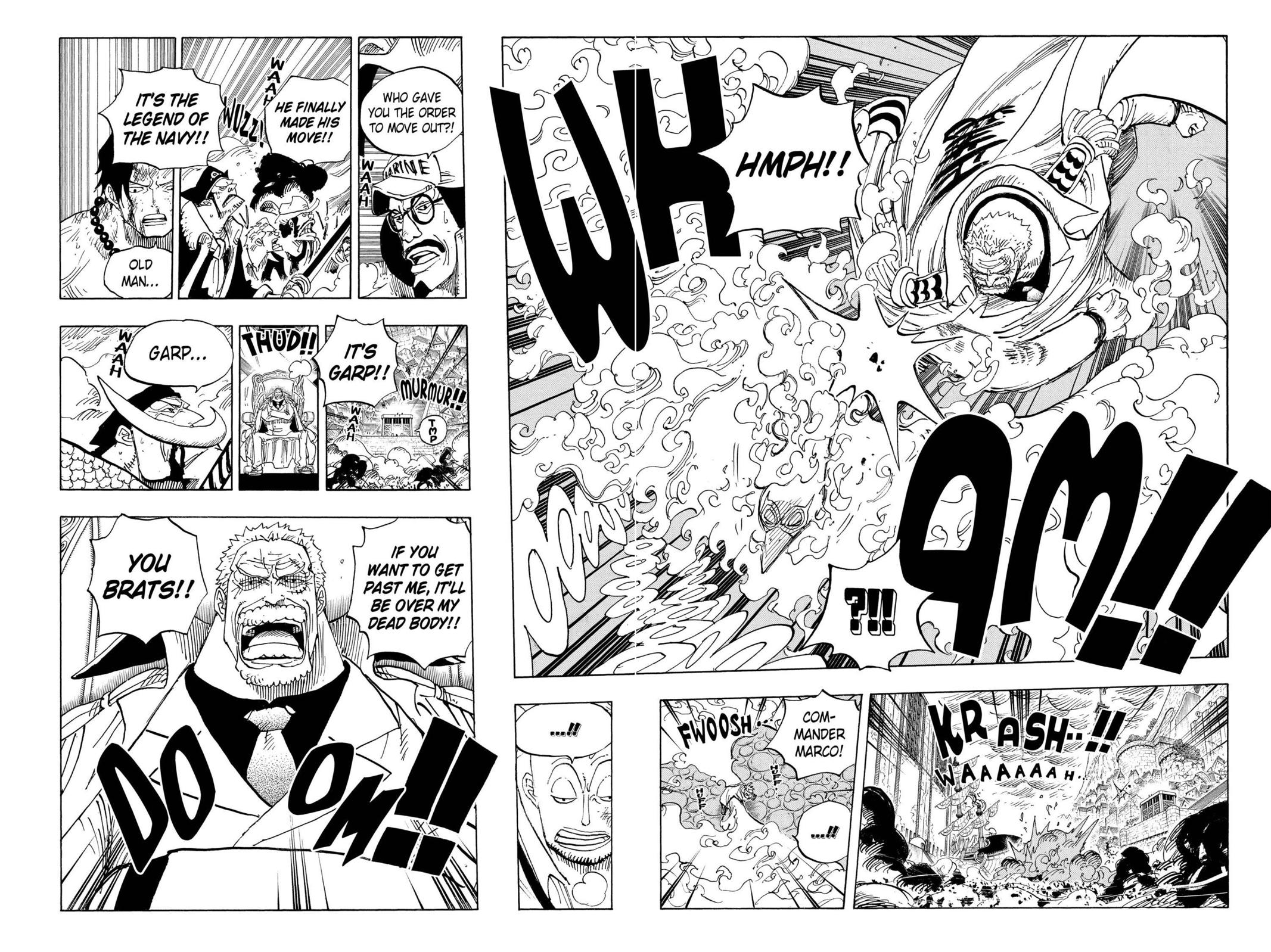 One Piece, Chapter 567 image 017