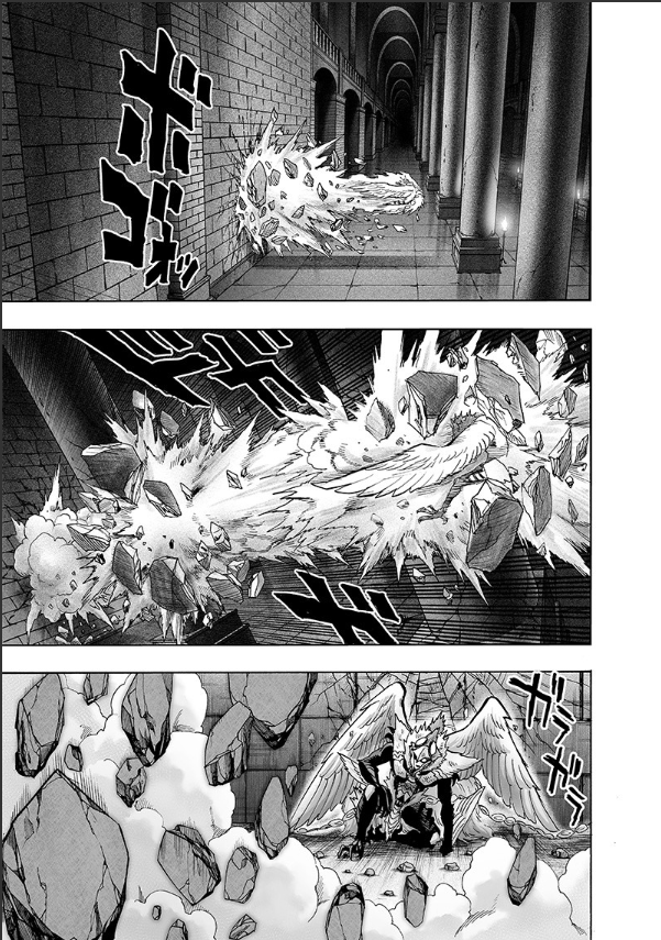 One Punch Man, Chapter Onepunch-Man 98 image 035