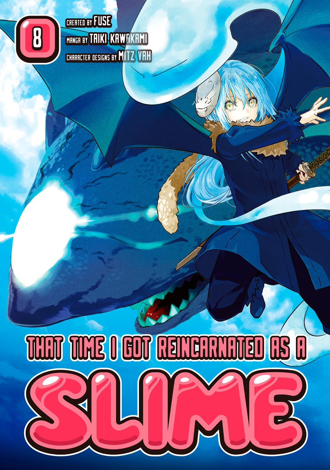That Time I Got Reincarnated As A Slime, Chapter 36 image 001