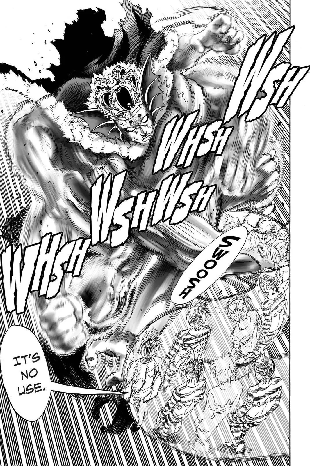 One Punch Man, Chapter Onepunch-Man 25 image 046
