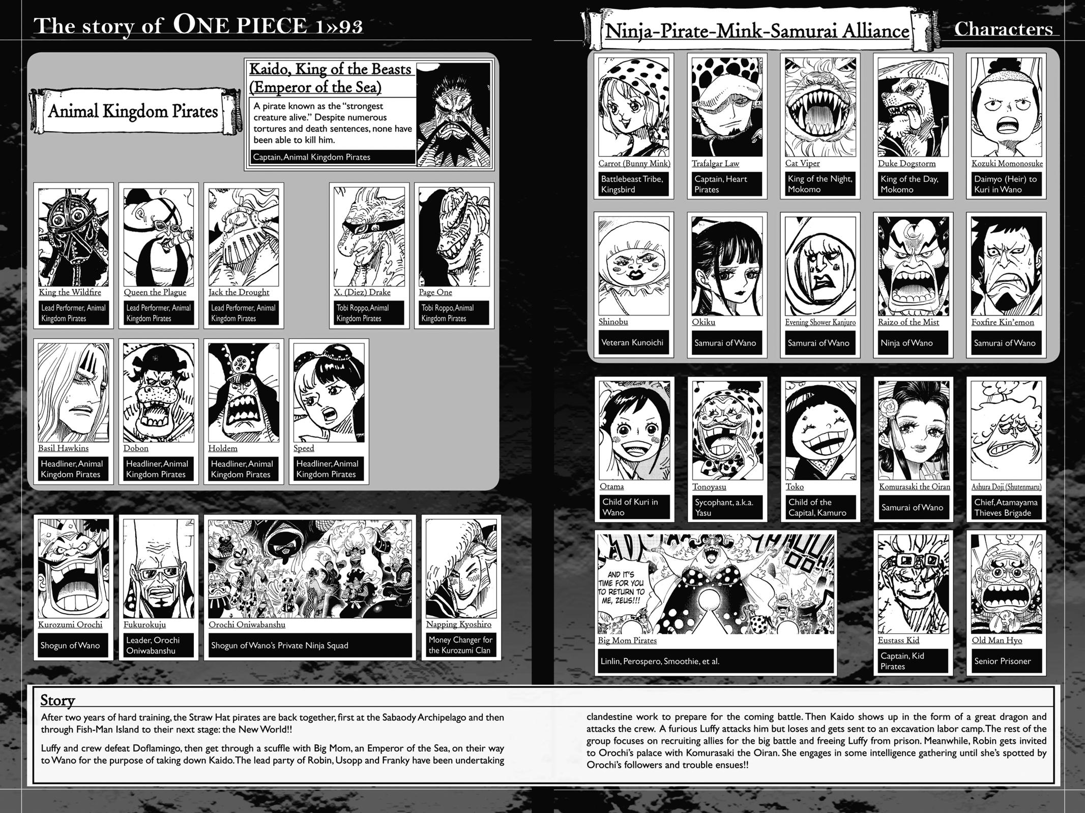 One Piece, Chapter 932 image 005