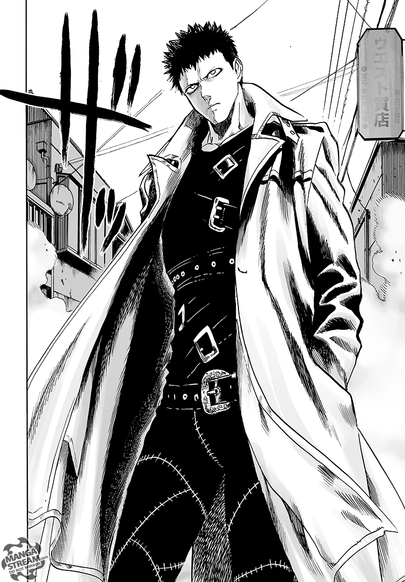 One Punch Man, Chapter Onepunch-Man 85 image 015