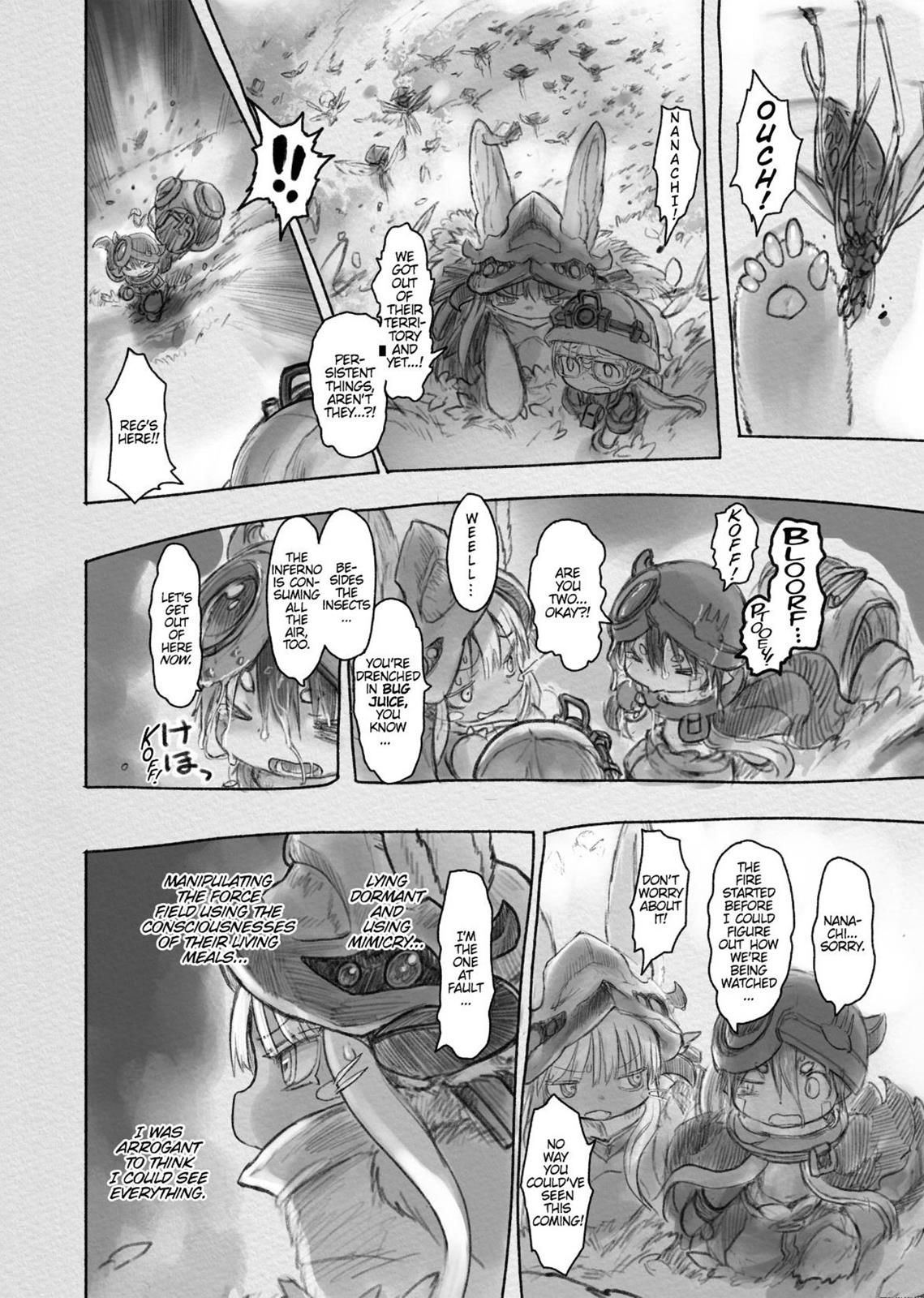 Made In Abyss, Chapter Hello,Abyss 27 image 016