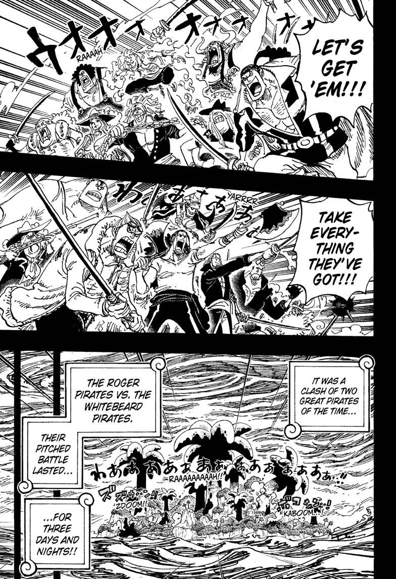 One Piece, Chapter 966 image 006