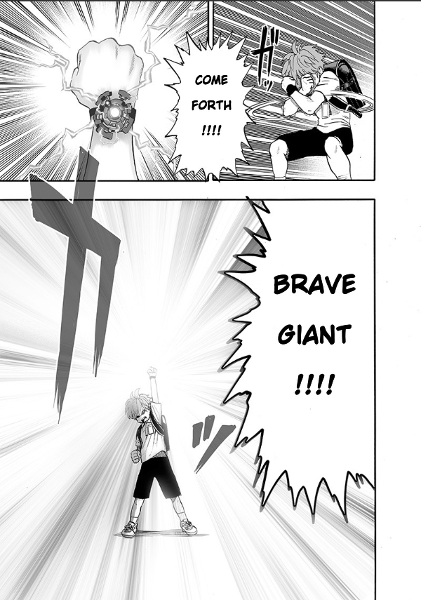 One Punch Man, Chapter Onepunch-Man 98 image 029