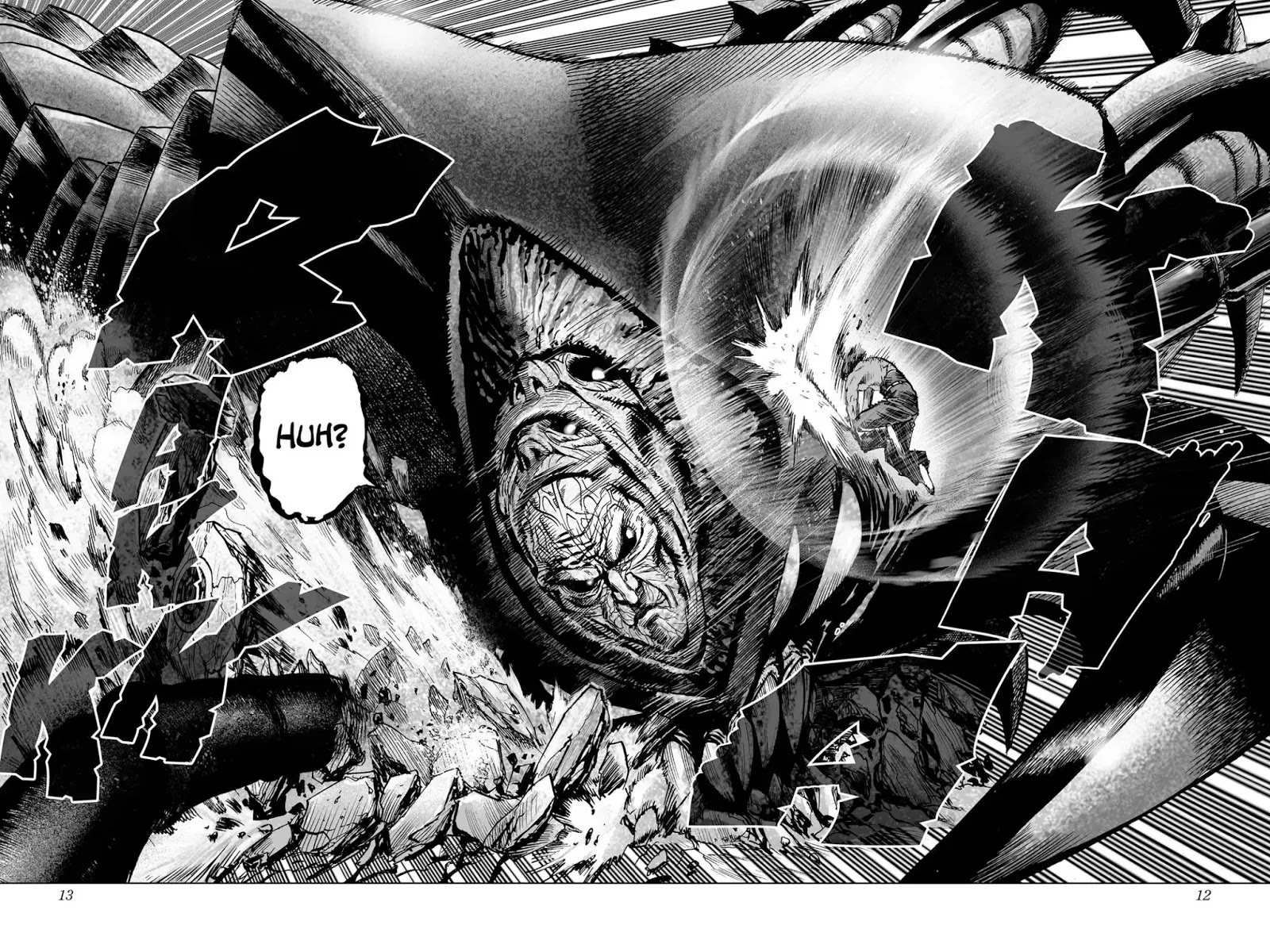 One Punch Man, Chapter Onepunch-Man 56 image 011