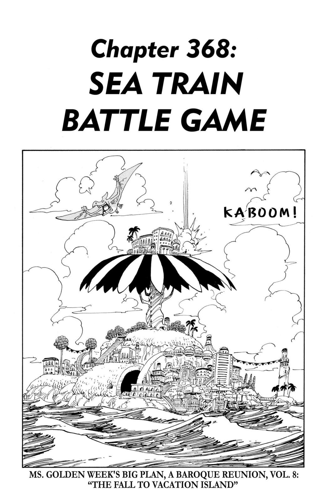 One Piece, Chapter 368 image 007