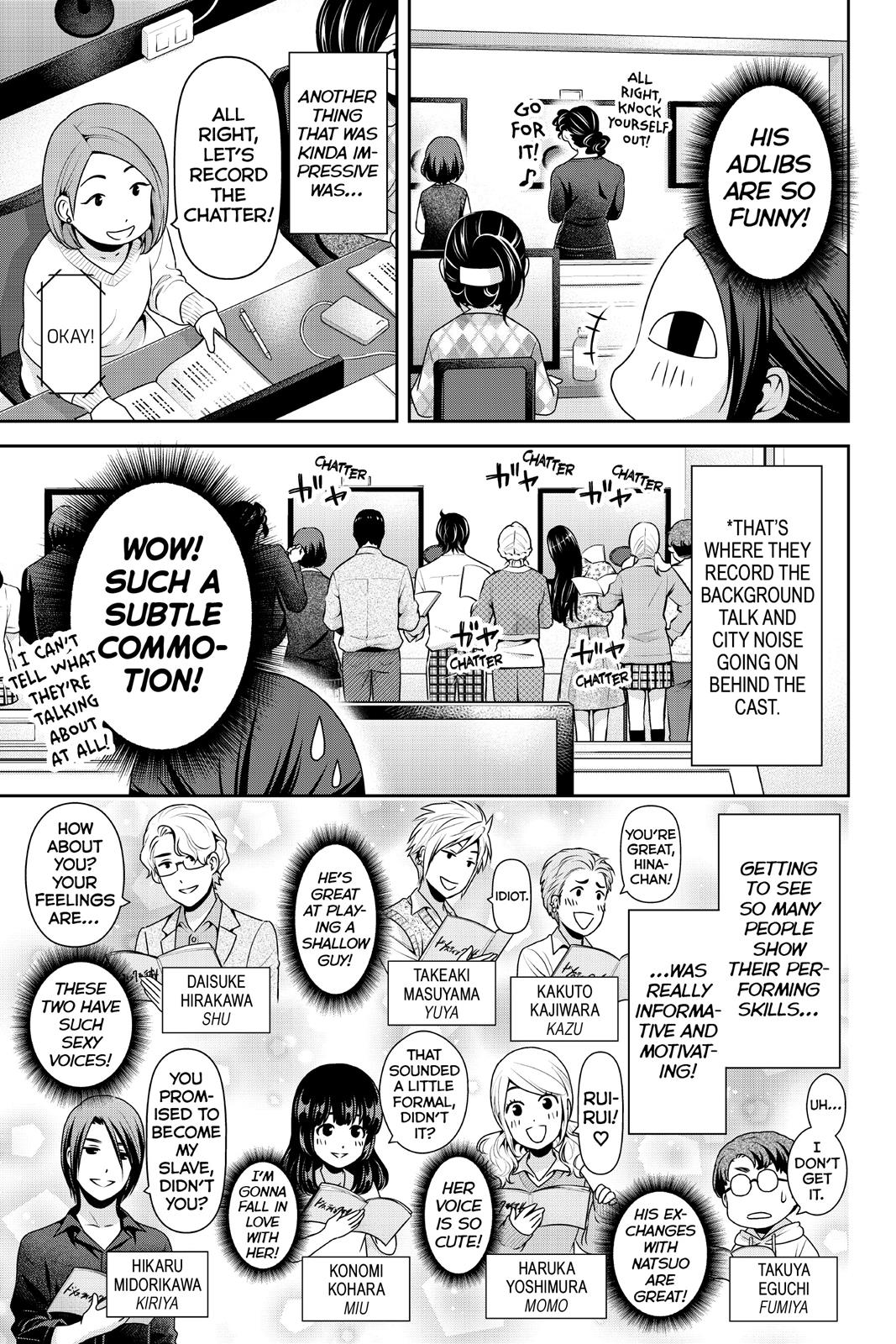 Domestic Na Kanojo, Chapter 215 image 022