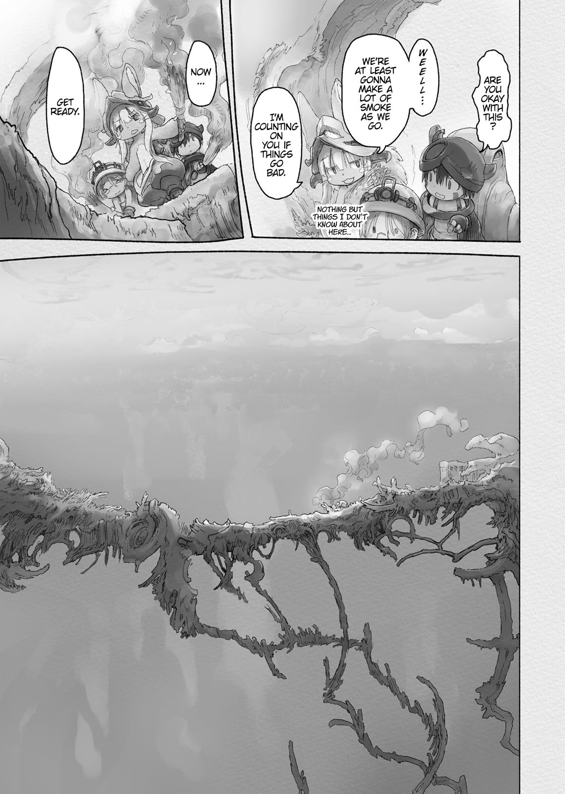 Made In Abyss, Chapter Hello,Abyss 40 image 003