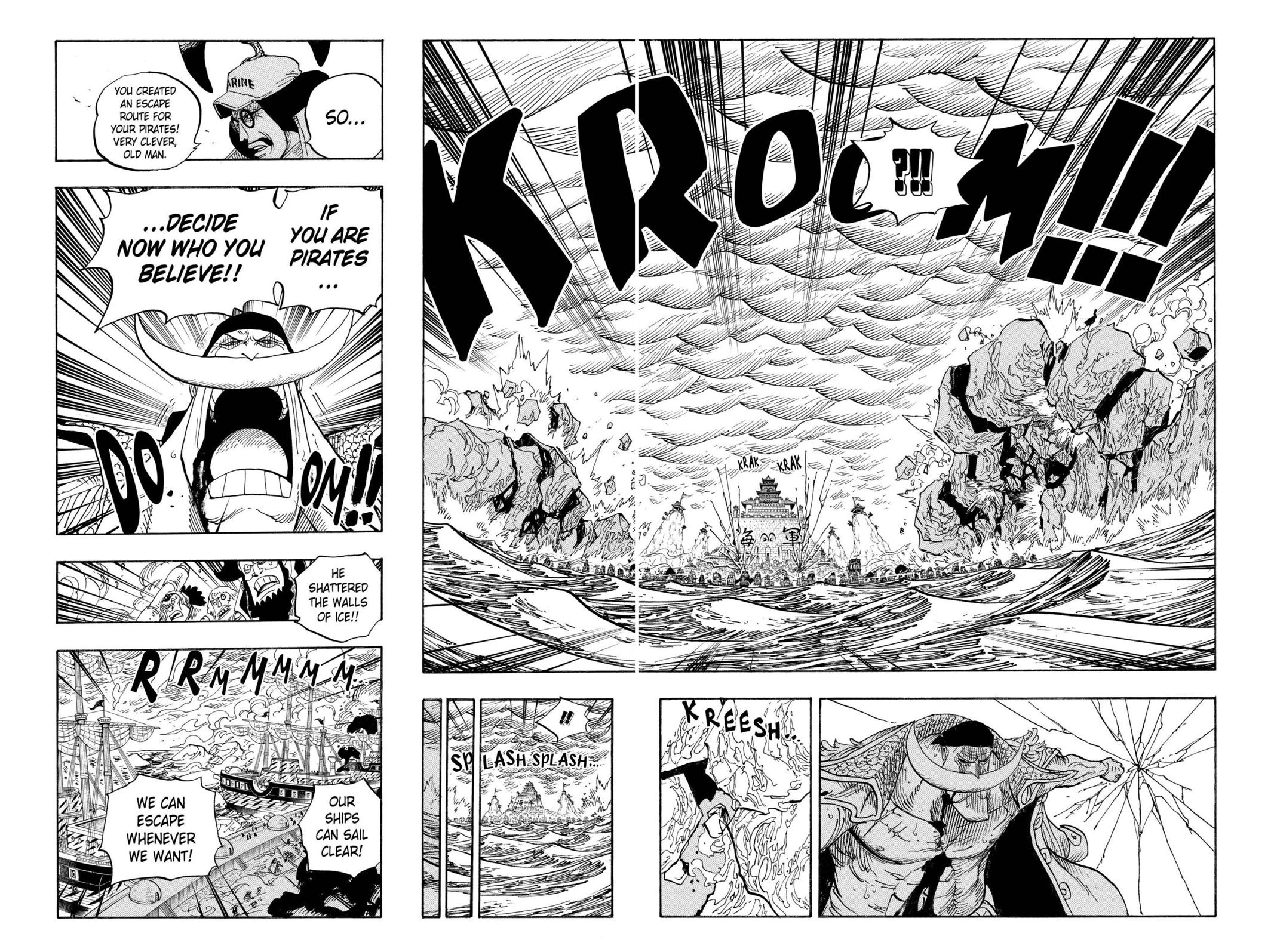 One Piece, Chapter 563 image 018