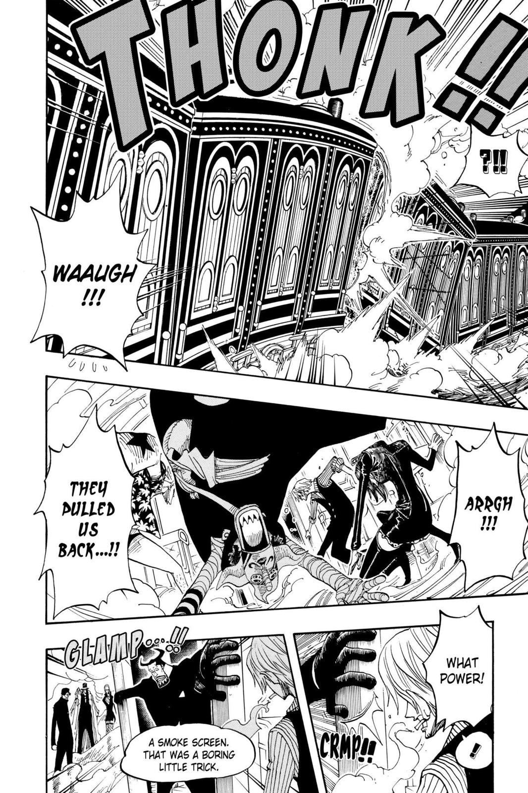 One Piece, Chapter 374 image 006