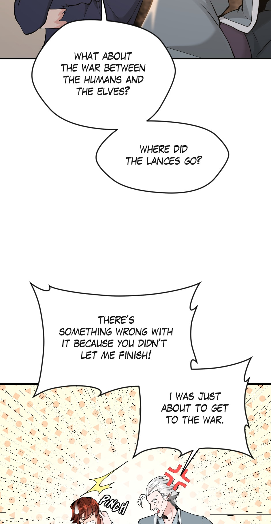 The Beginning After The End, Chapter 124 image 037