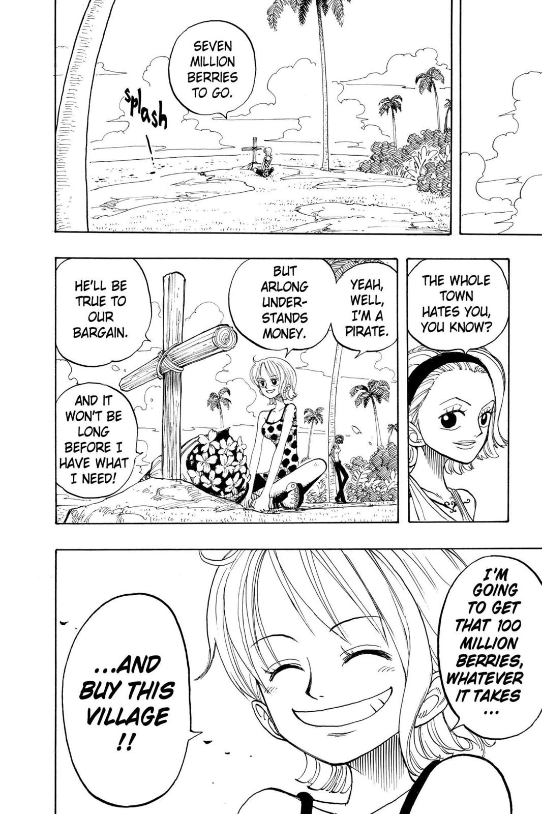 One Piece, Chapter 72 image 025