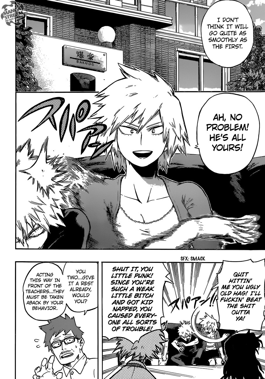 My Hero Academia, Chapter 96 image 009