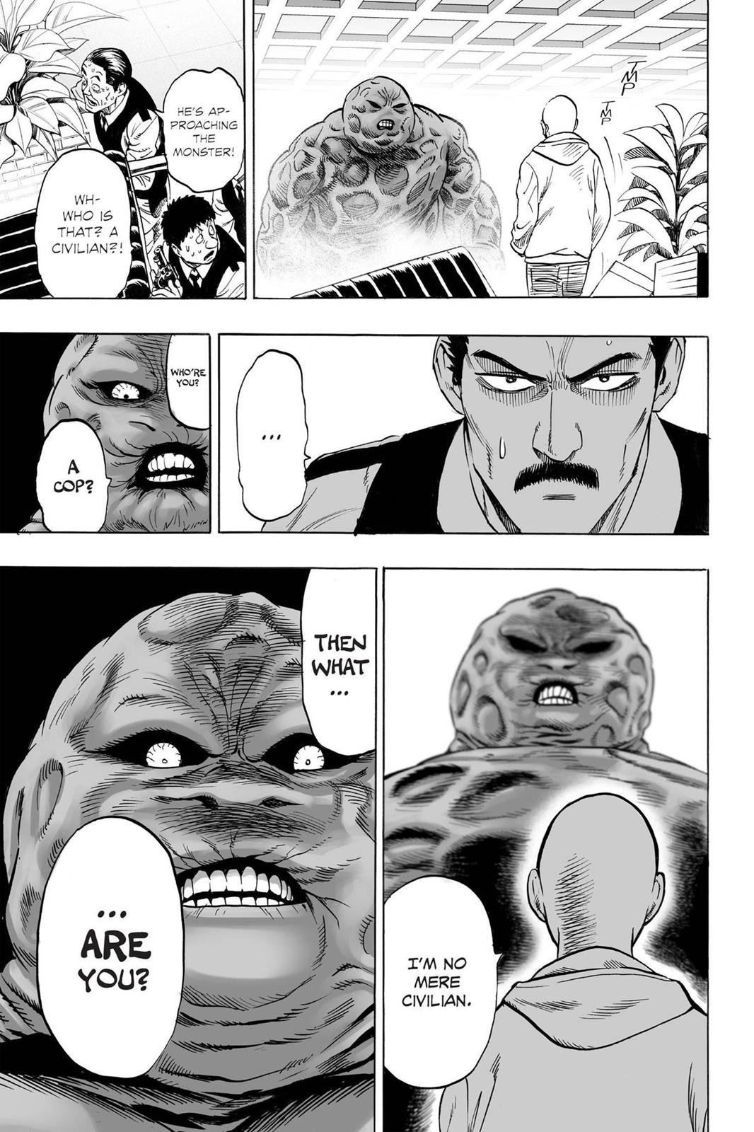 One Punch Man, Chapter Onepunch-Man 37.7 image 021