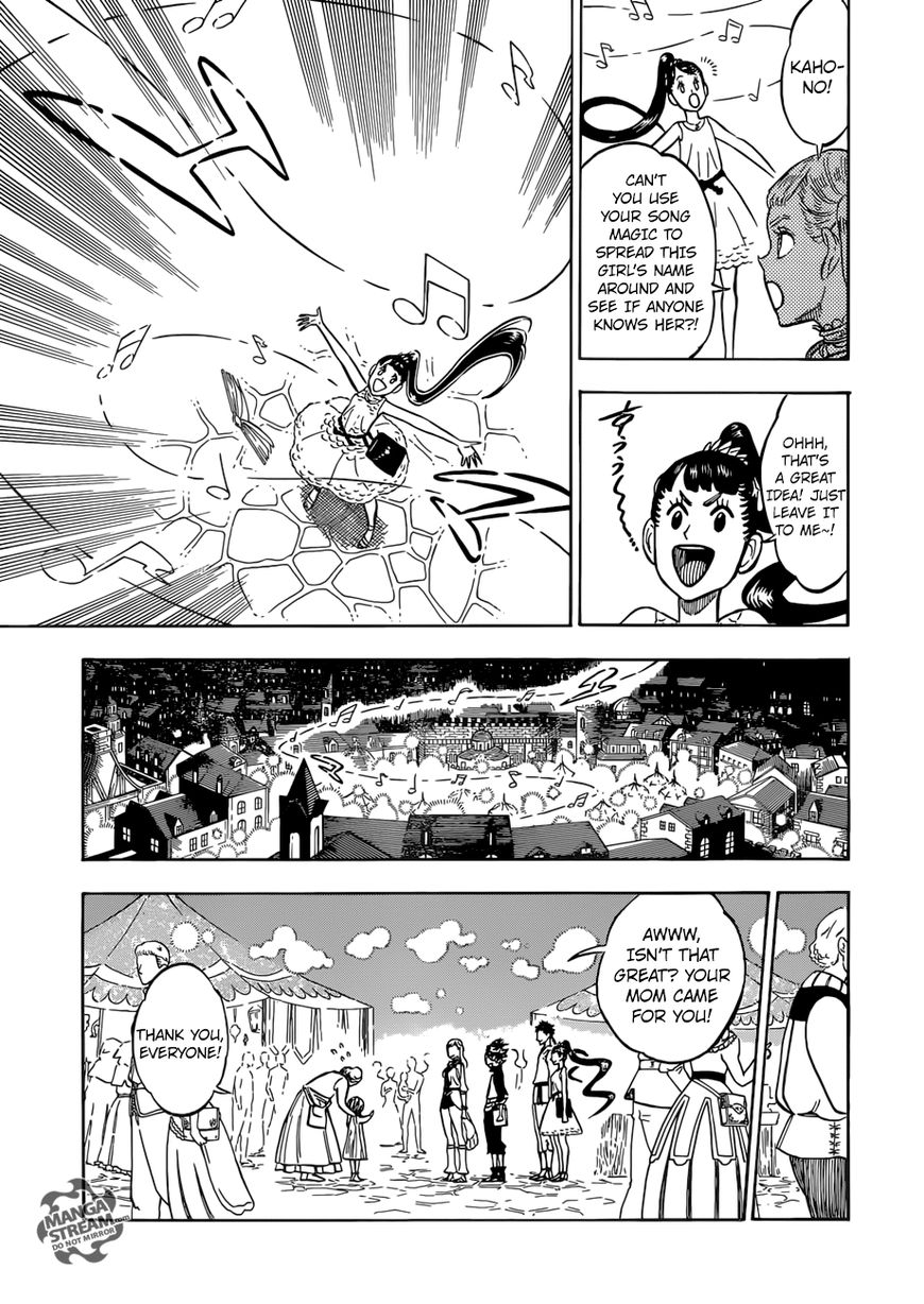 Black Clover, Chapter 103 A Fun Festival Double-Date image 010