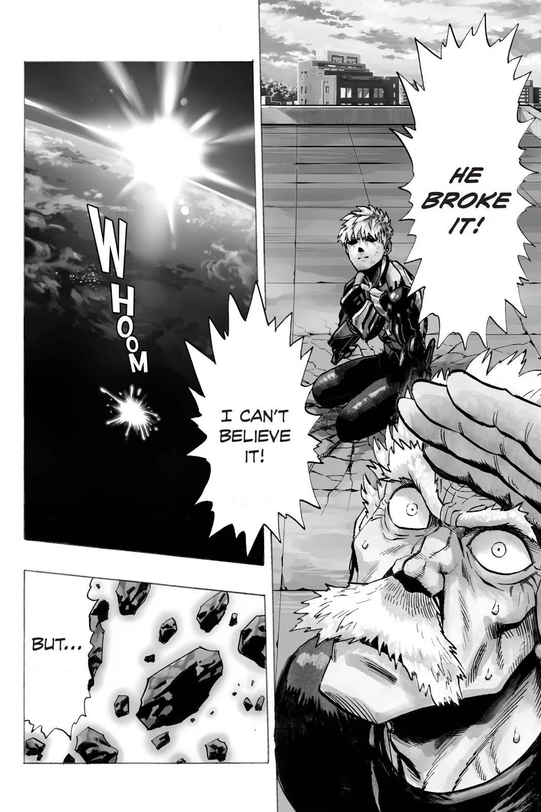 One Punch Man, Chapter Onepunch-Man 21 image 079