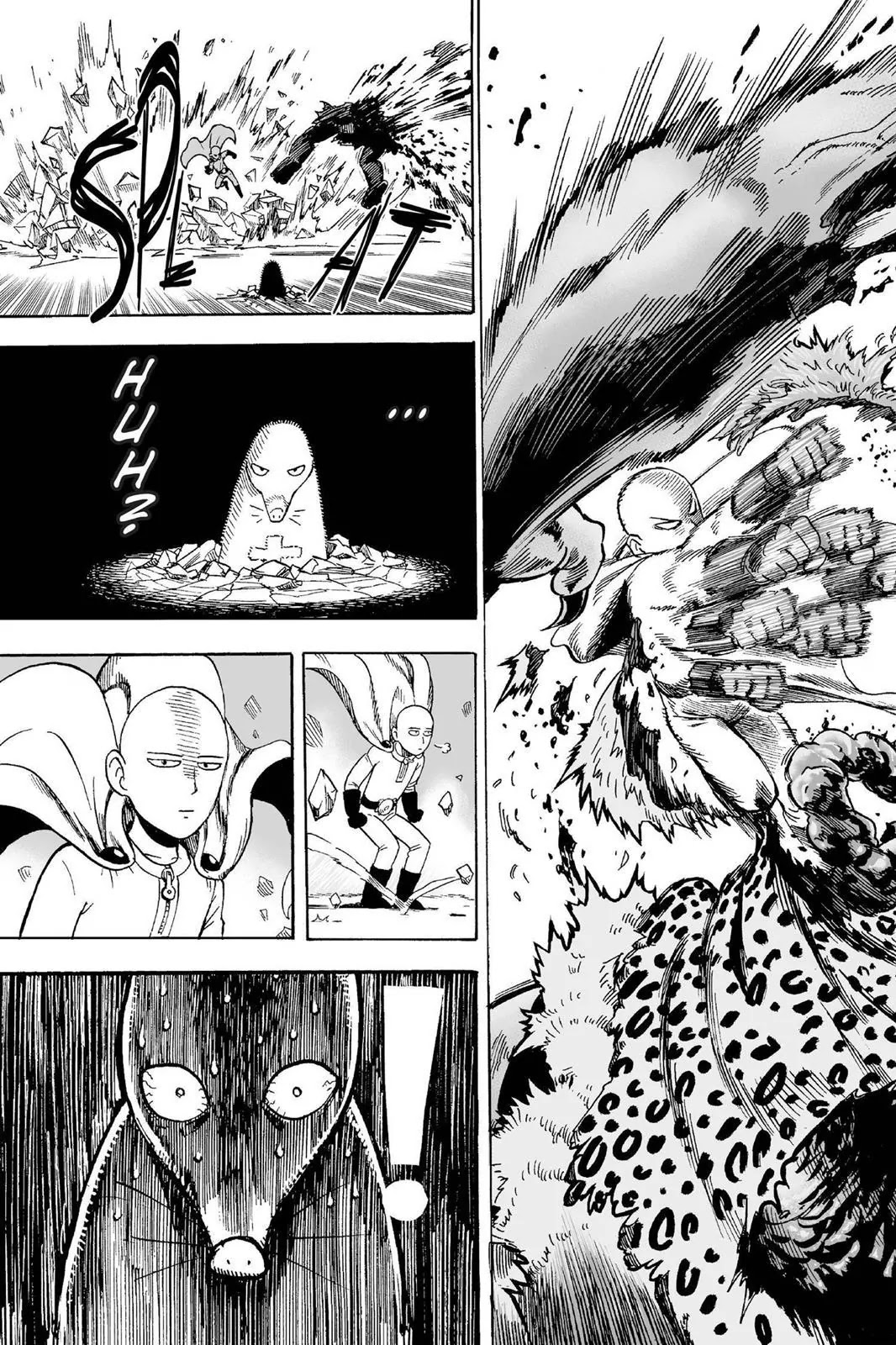 One Punch Man, Chapter Onepunch-Man 8 image 019