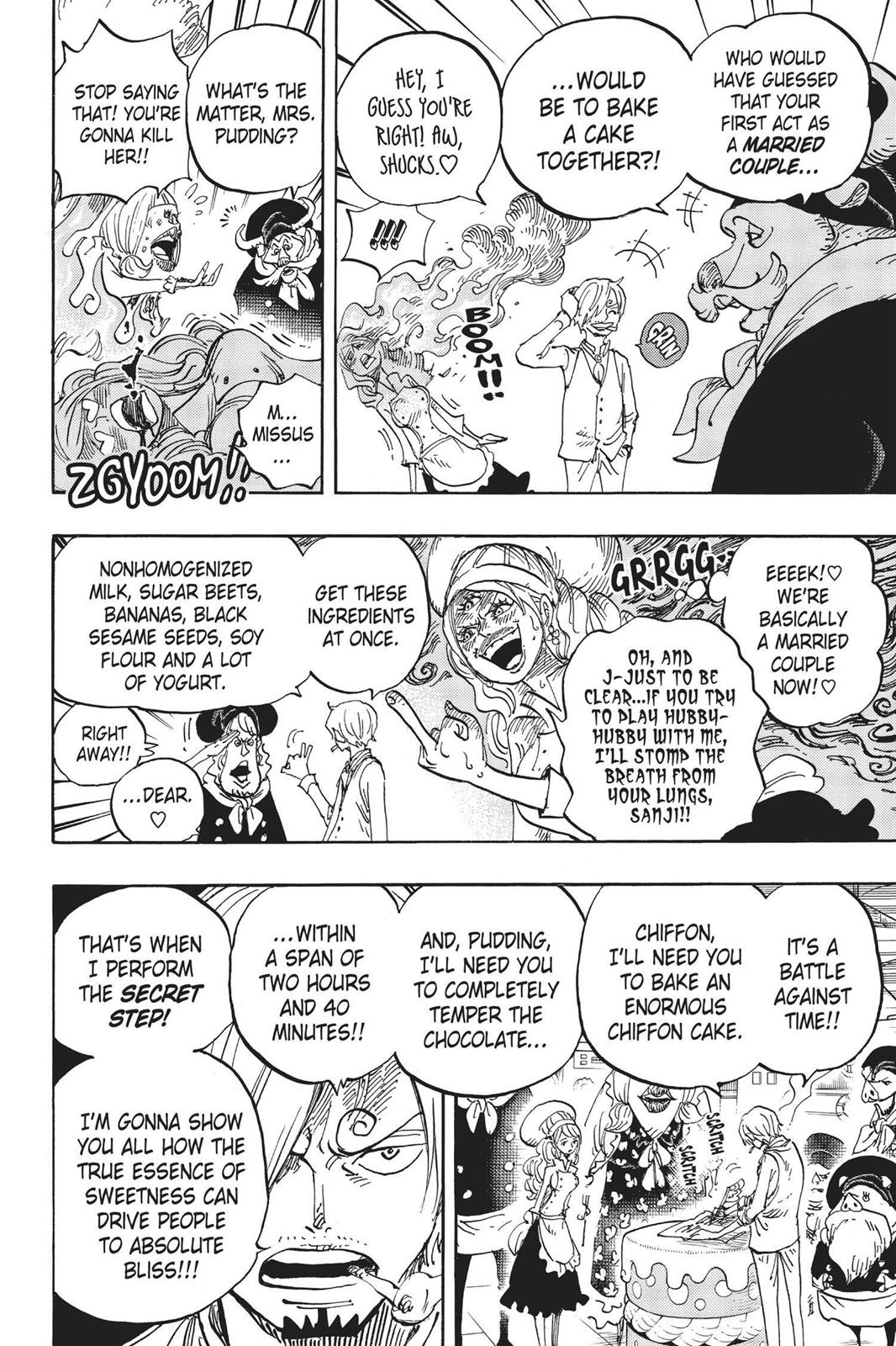 One Piece, Chapter 880 image 014