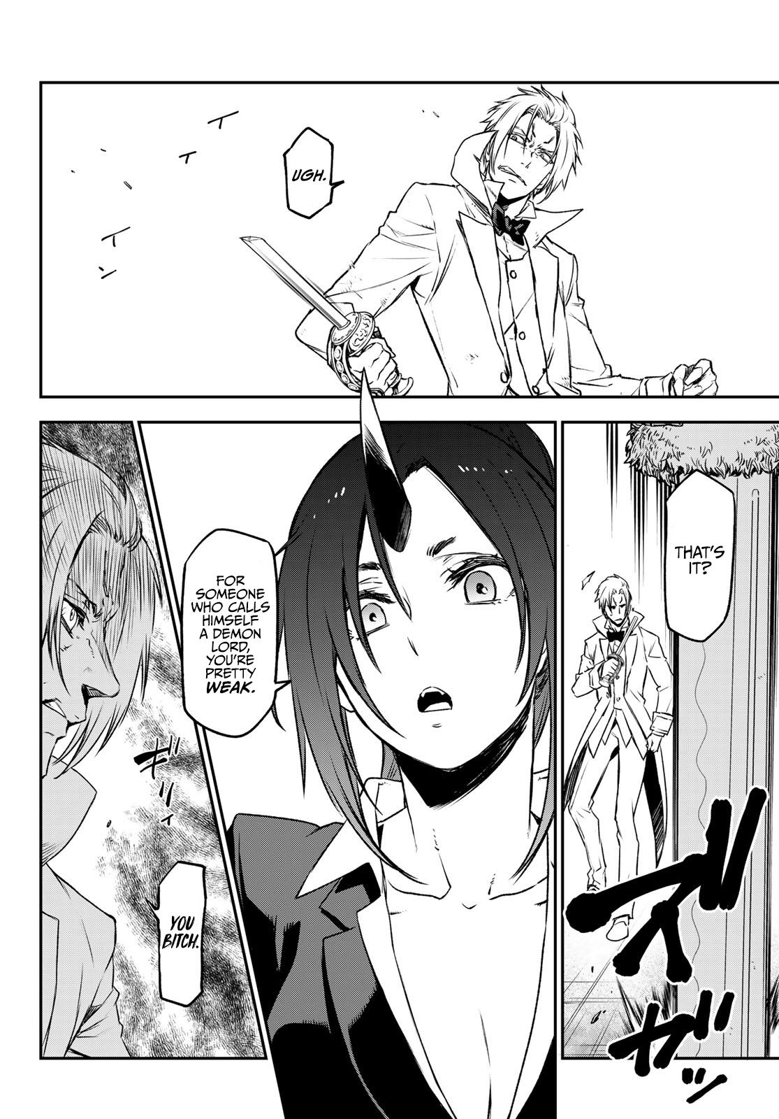 That Time I Got Reincarnated As A Slime, Chapter 83 image 009