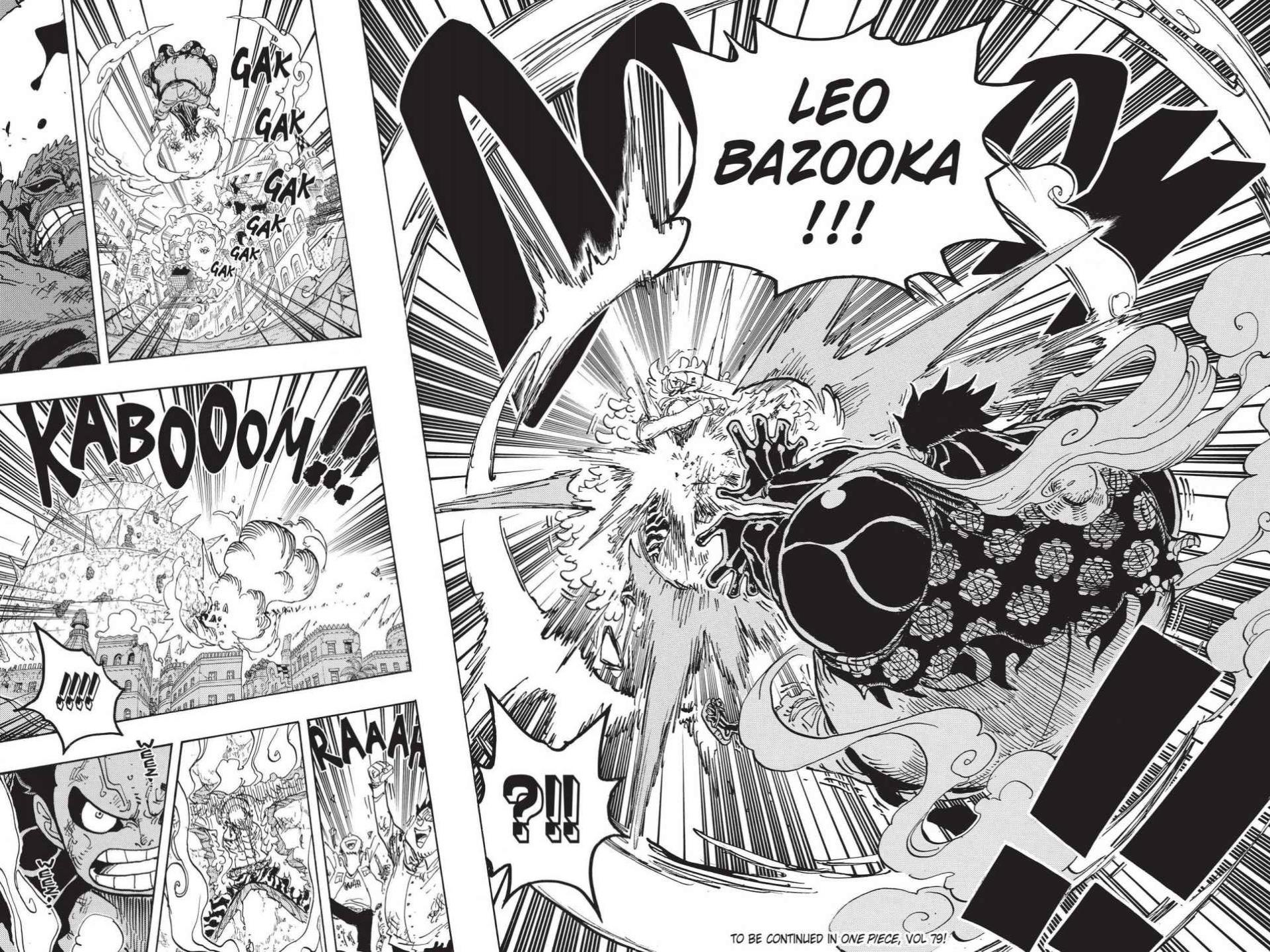 One Piece, Chapter 785 image 017