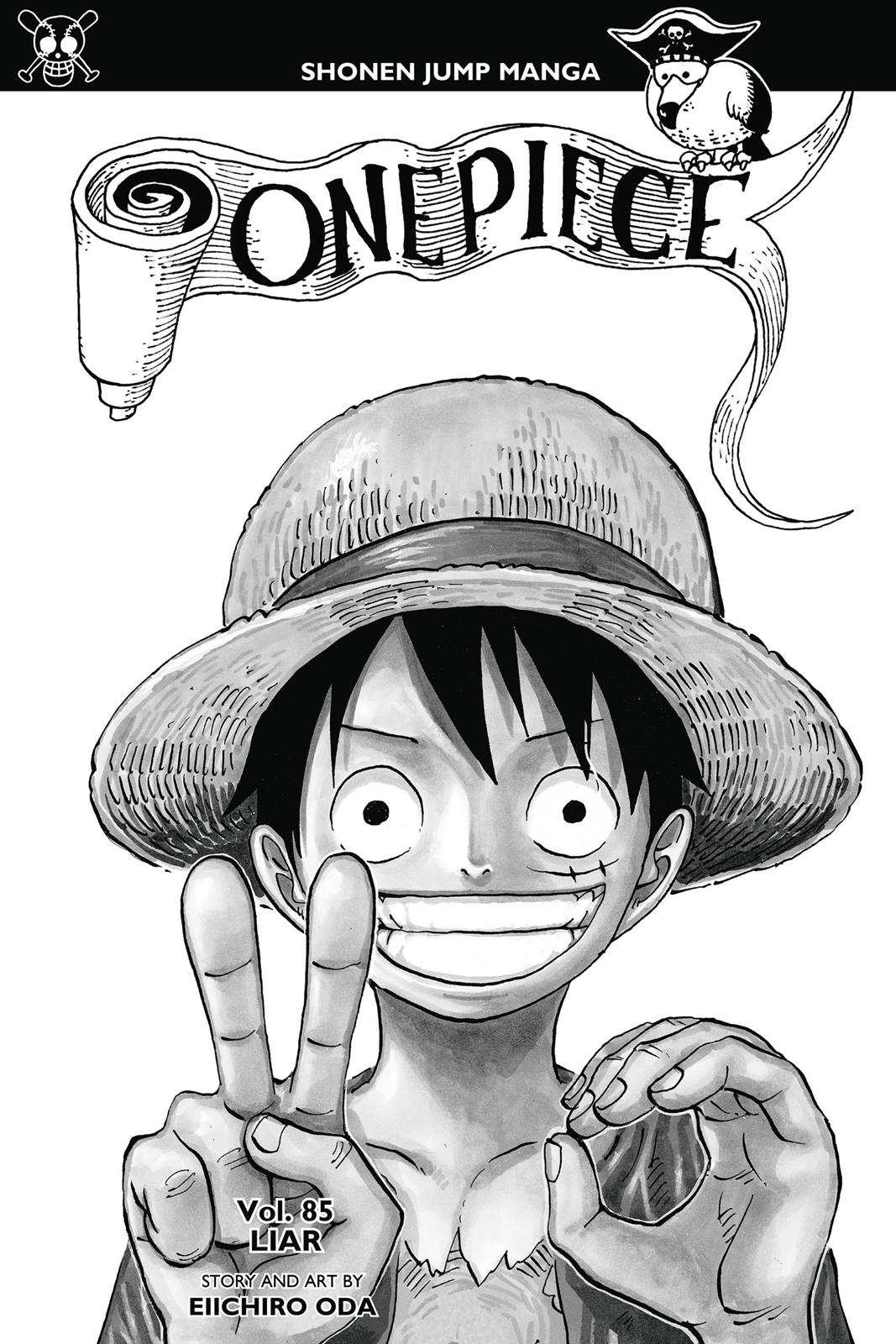 One Piece, Chapter 849 image 004