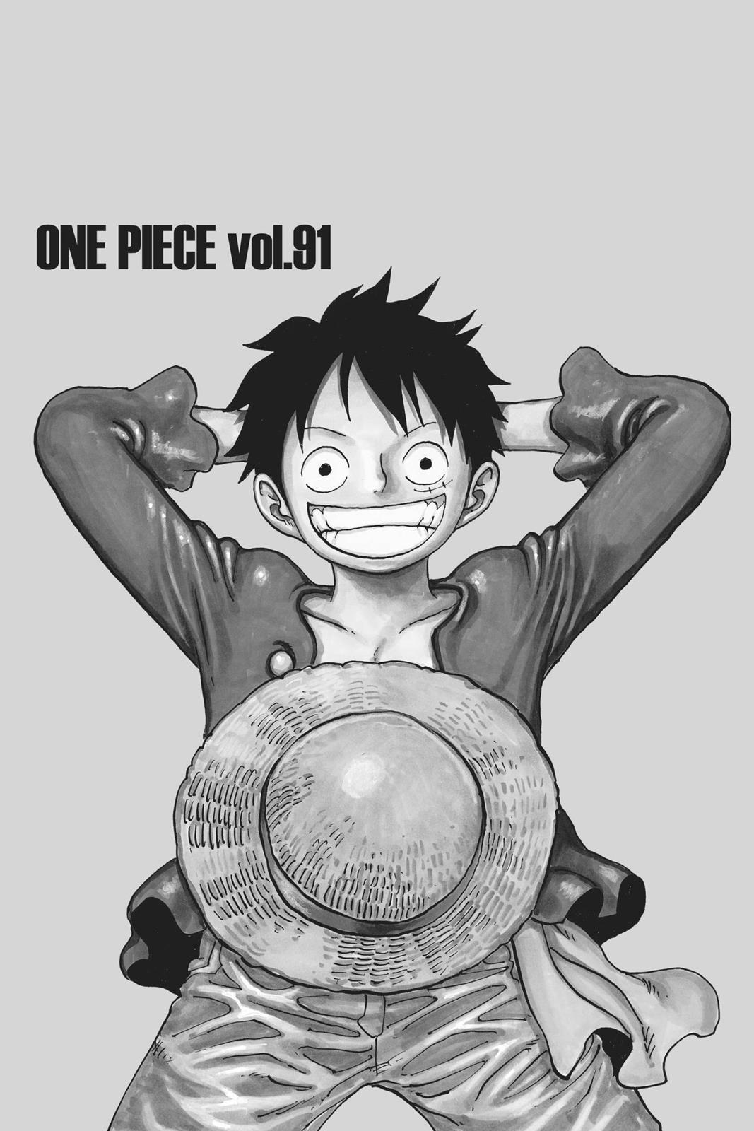 One Piece, Chapter 911 image 007