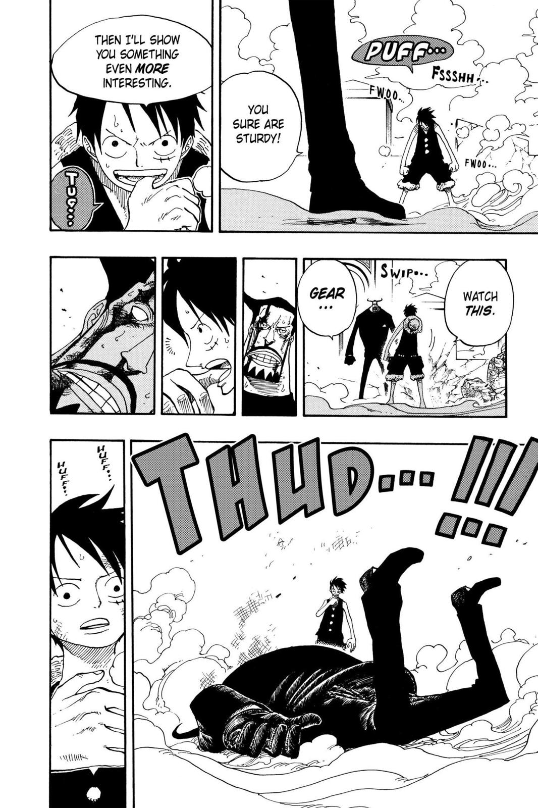 One Piece, Chapter 388 image 010