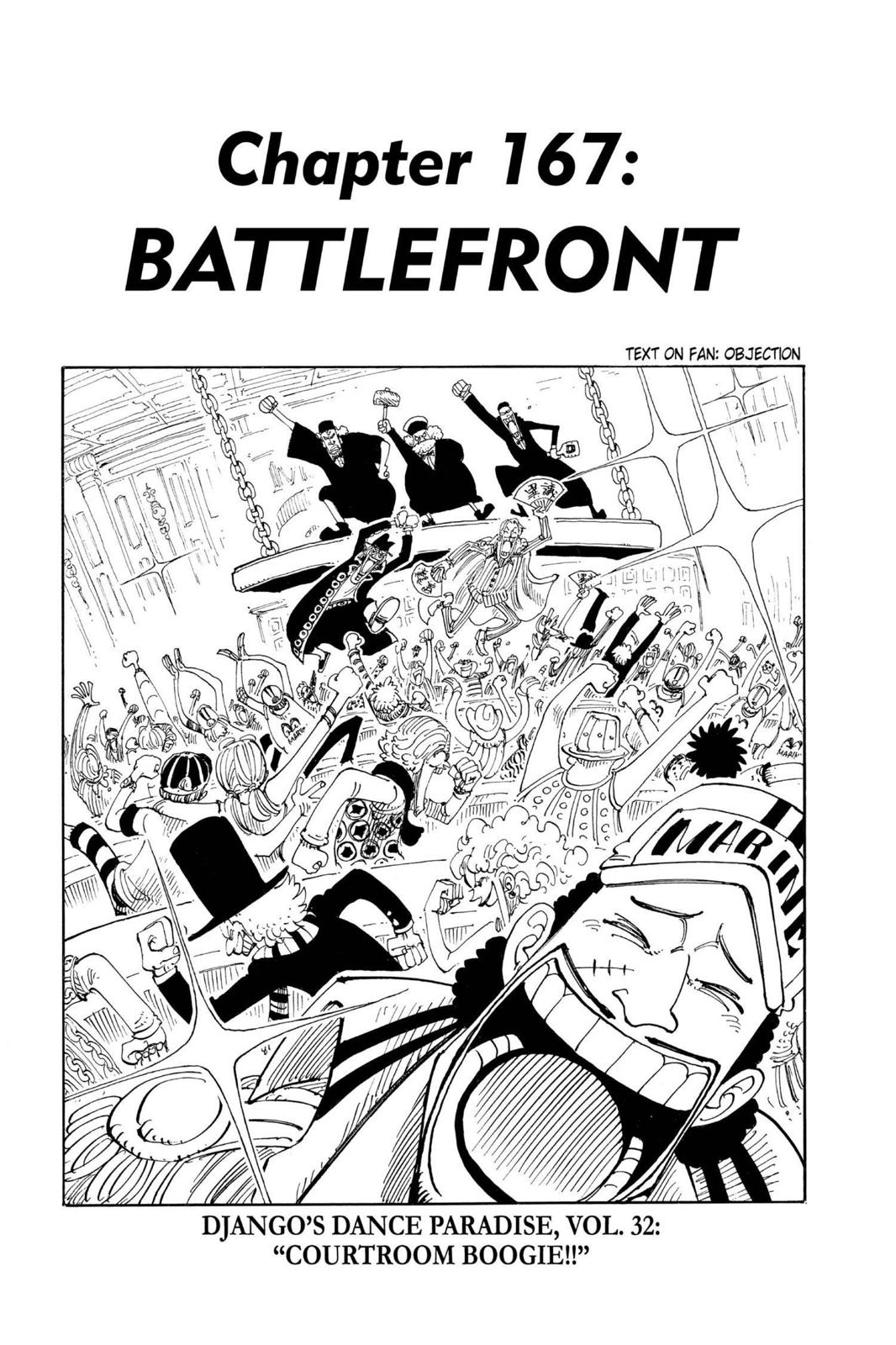 One Piece, Chapter 167 image 008