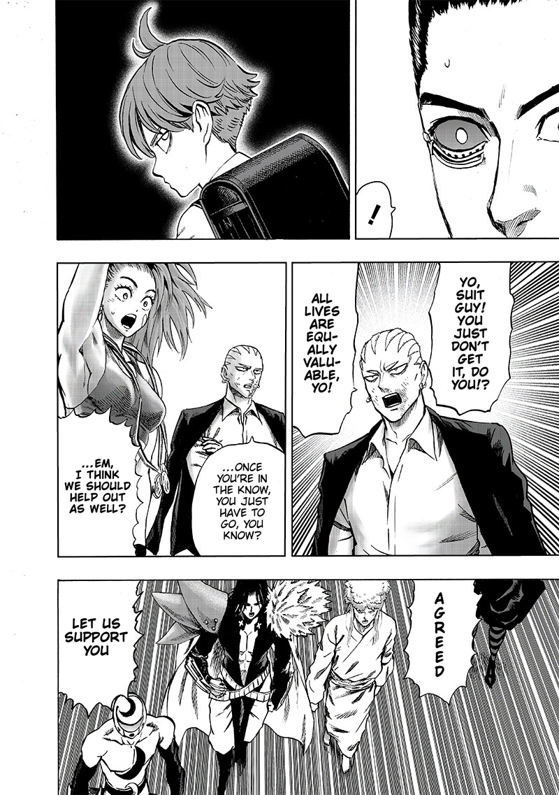 One Punch Man, Chapter 111 image 013