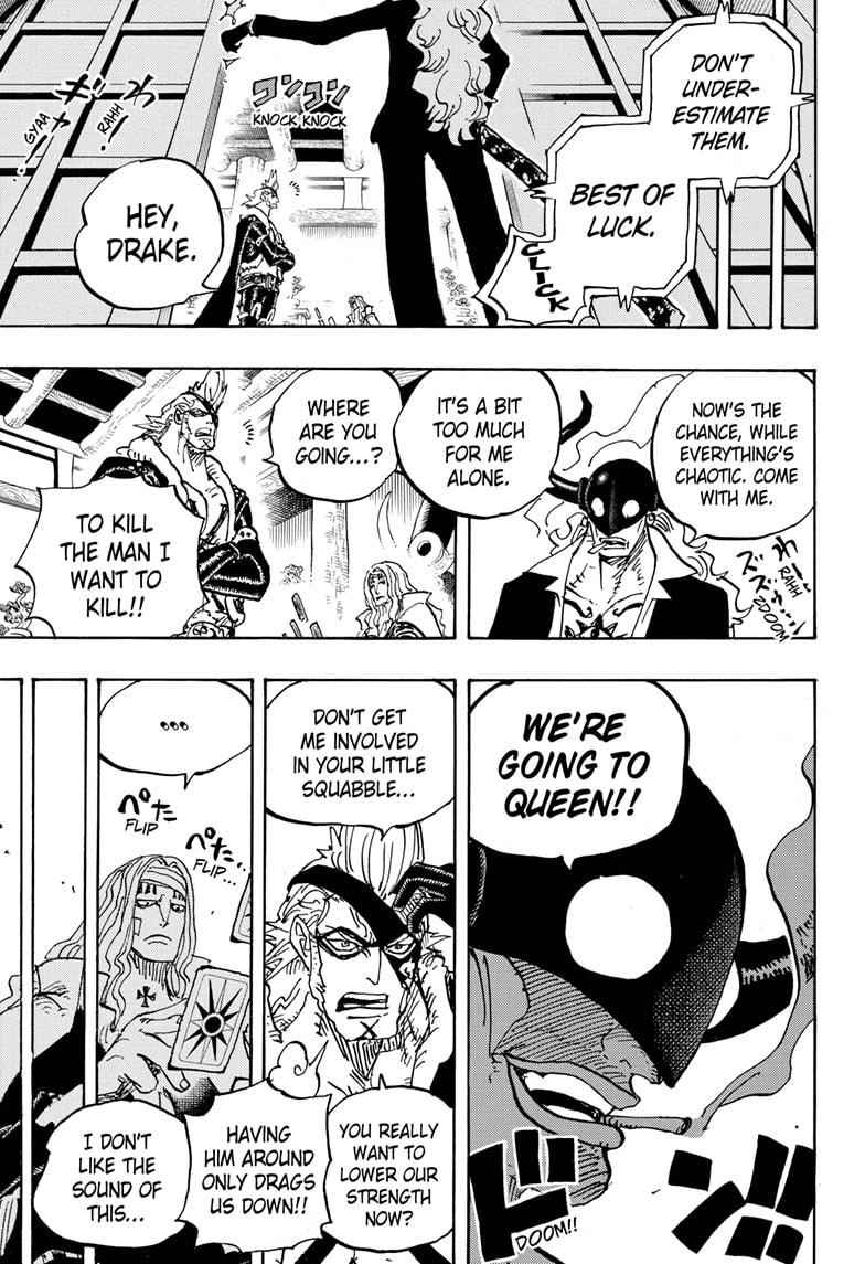One Piece, Chapter 990 image 009