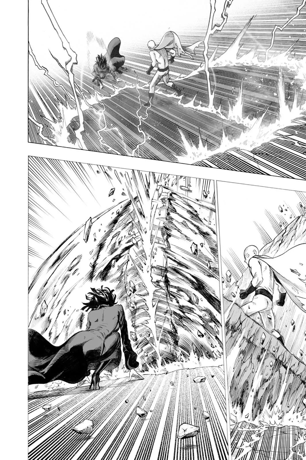 One Punch Man, Chapter Onepunch-Man 43 image 012