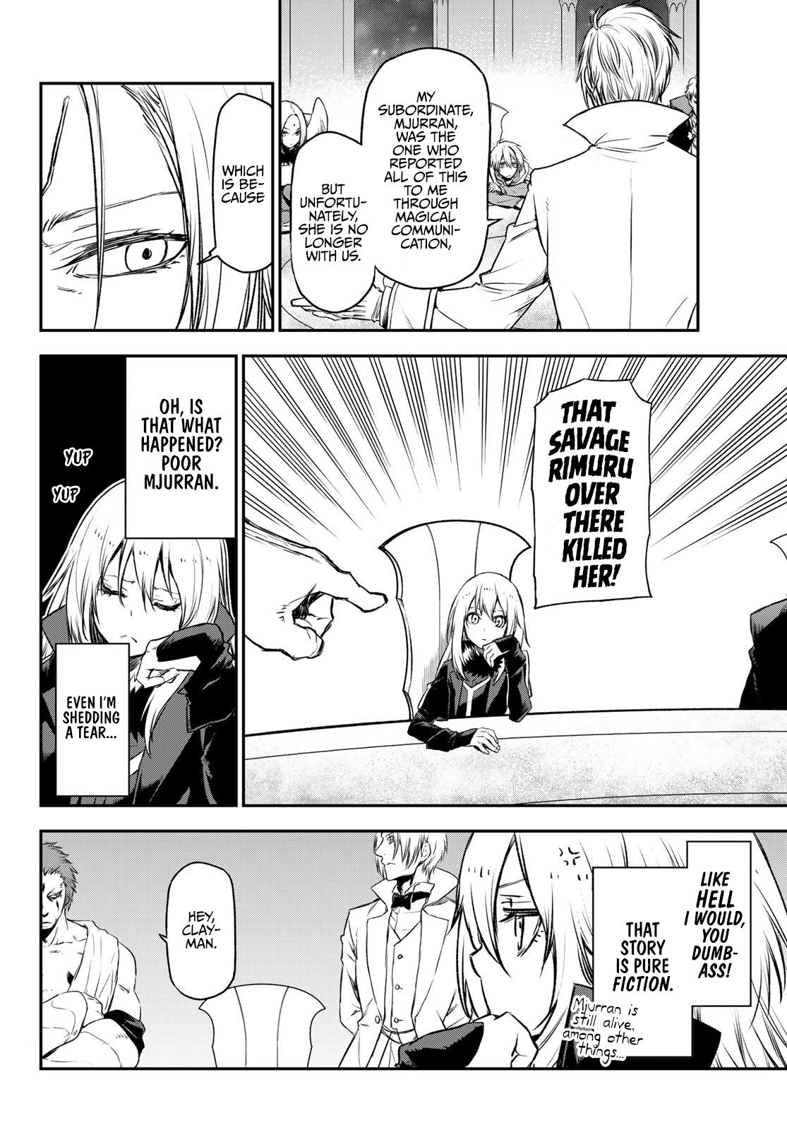 That Time I Got Reincarnated As A Slime, Chapter 81 image 016