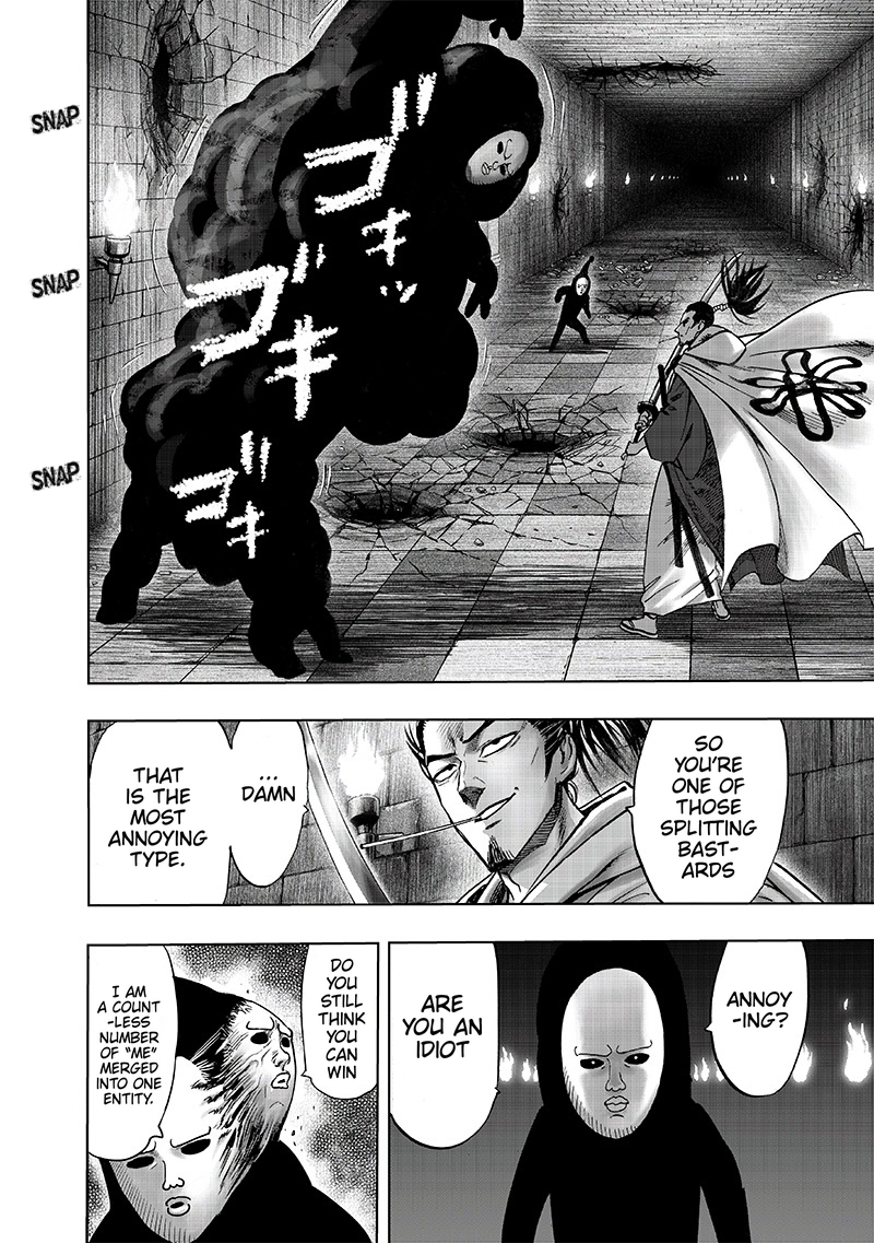 One Punch Man, Chapter 111 image 021