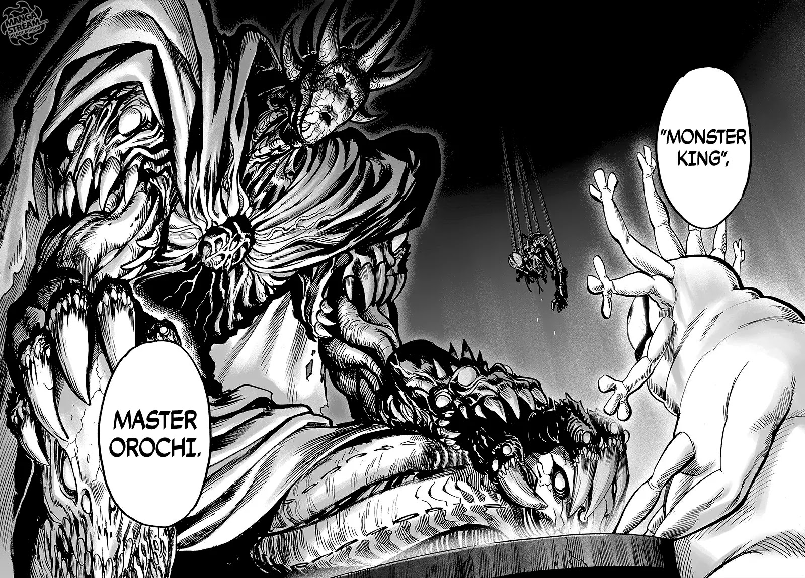One Punch Man, Chapter Onepunch-Man 66 image 026