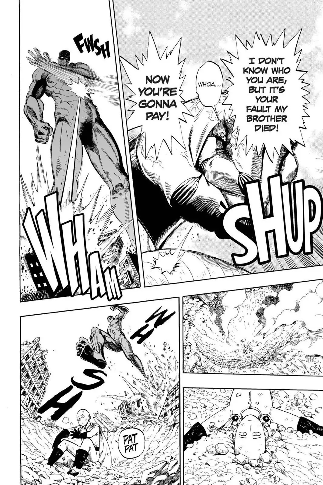 One Punch Man, Chapter Onepunch-Man 3 image 014