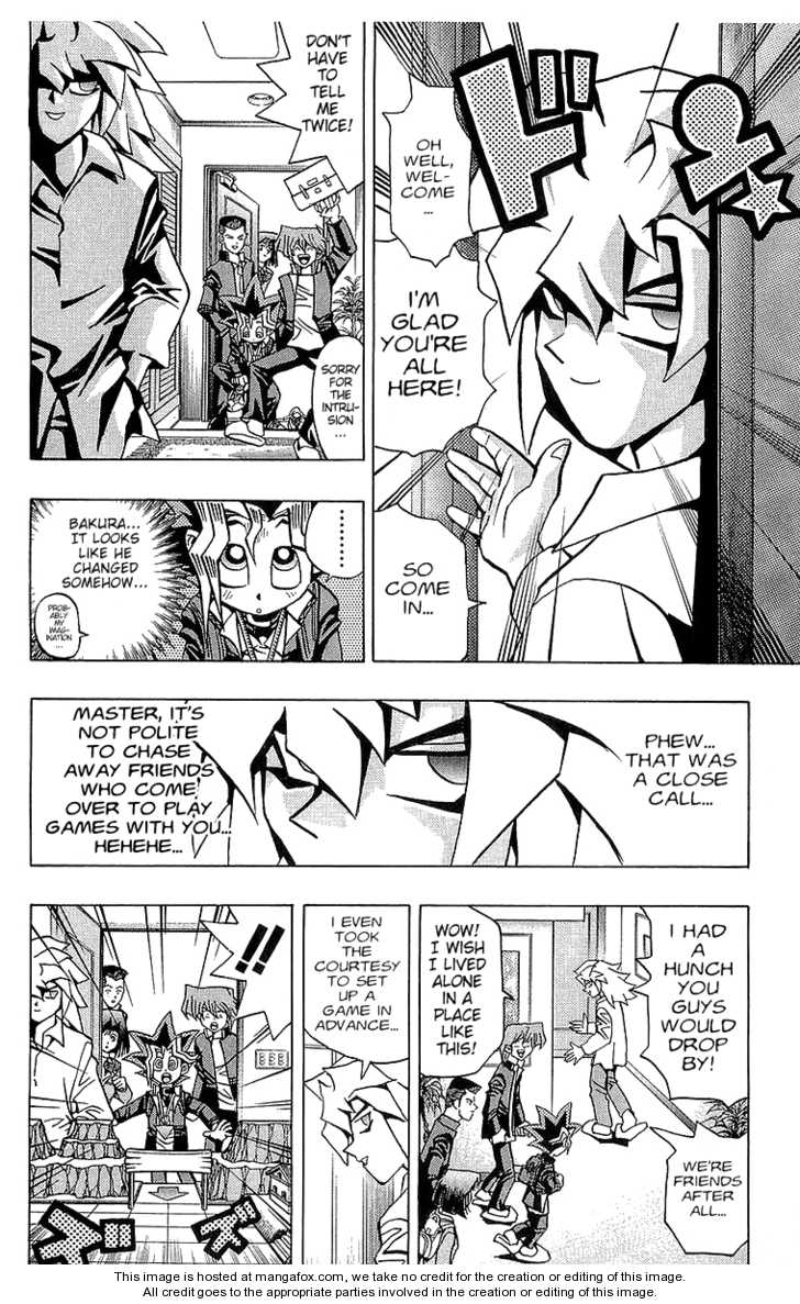 Yu Gi Oh, Chapter Vol.06 Ch.050 - The Milennium Enemy (Part 1) image 018