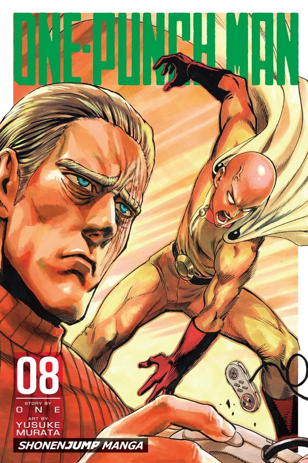 One Punch Man, Chapter Onepunch-Man 38 image 001