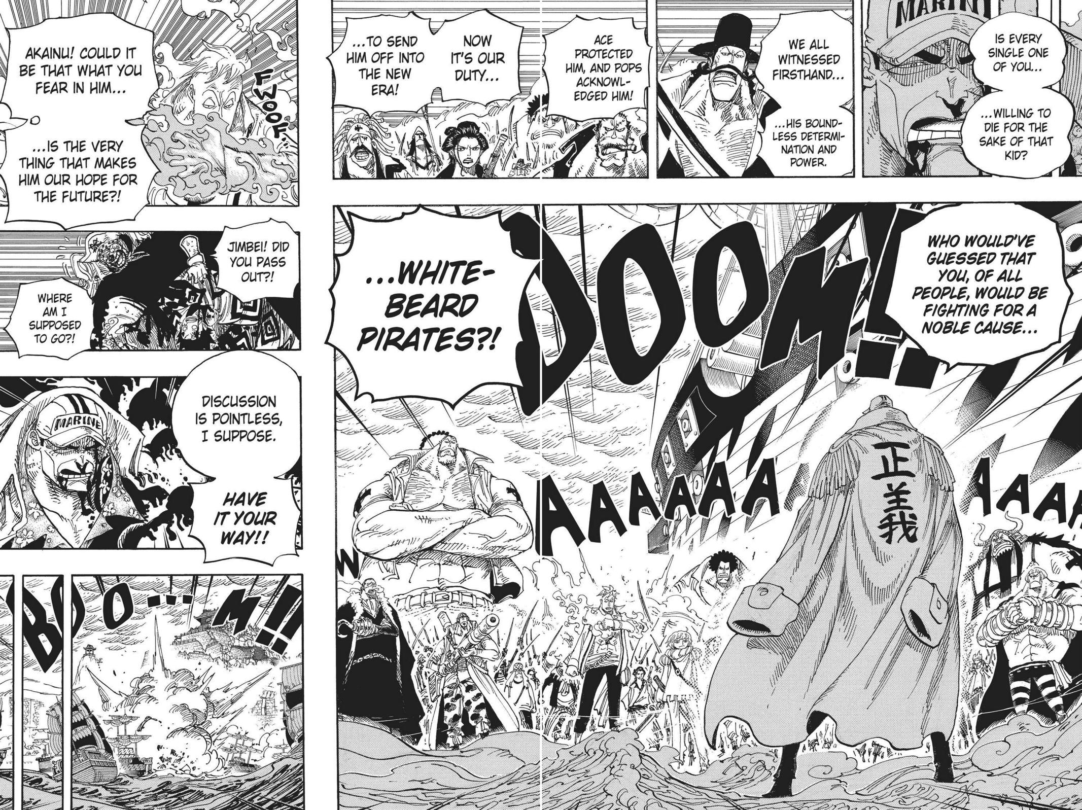 One Piece, Chapter 578 image 014