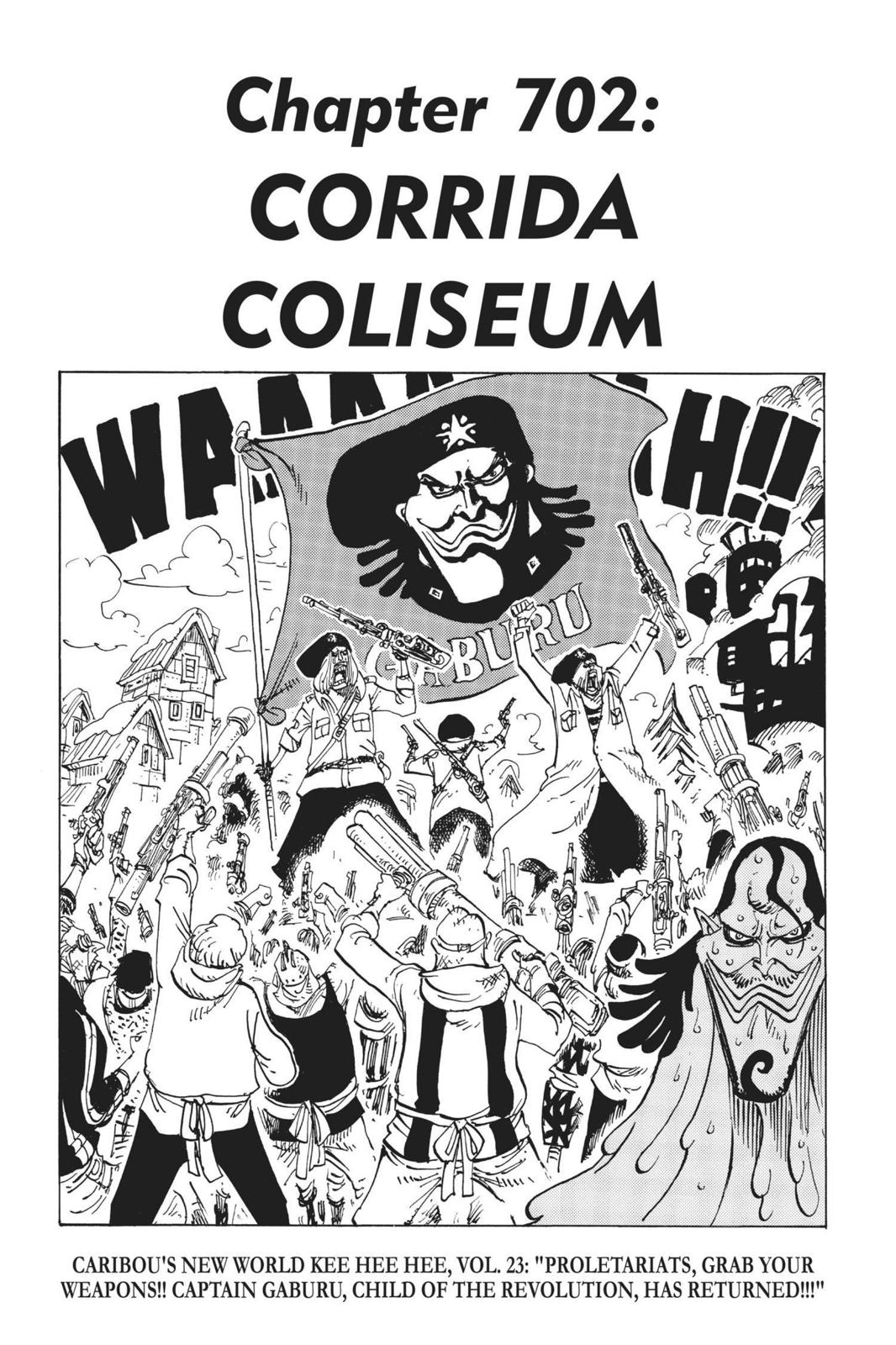 One Piece, Chapter 702 image 001