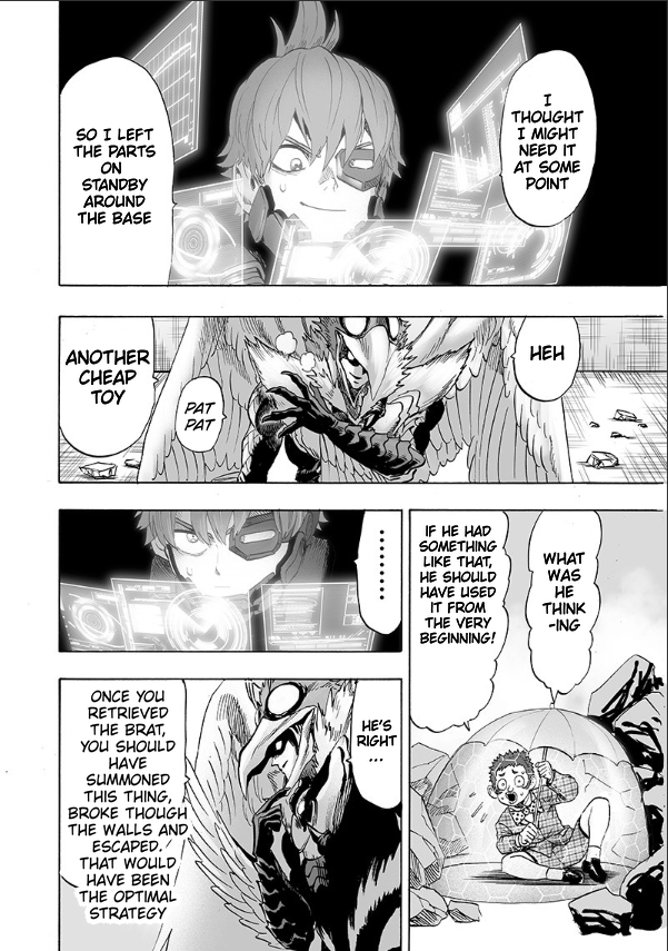 One Punch Man, Chapter Onepunch-Man 98 image 037