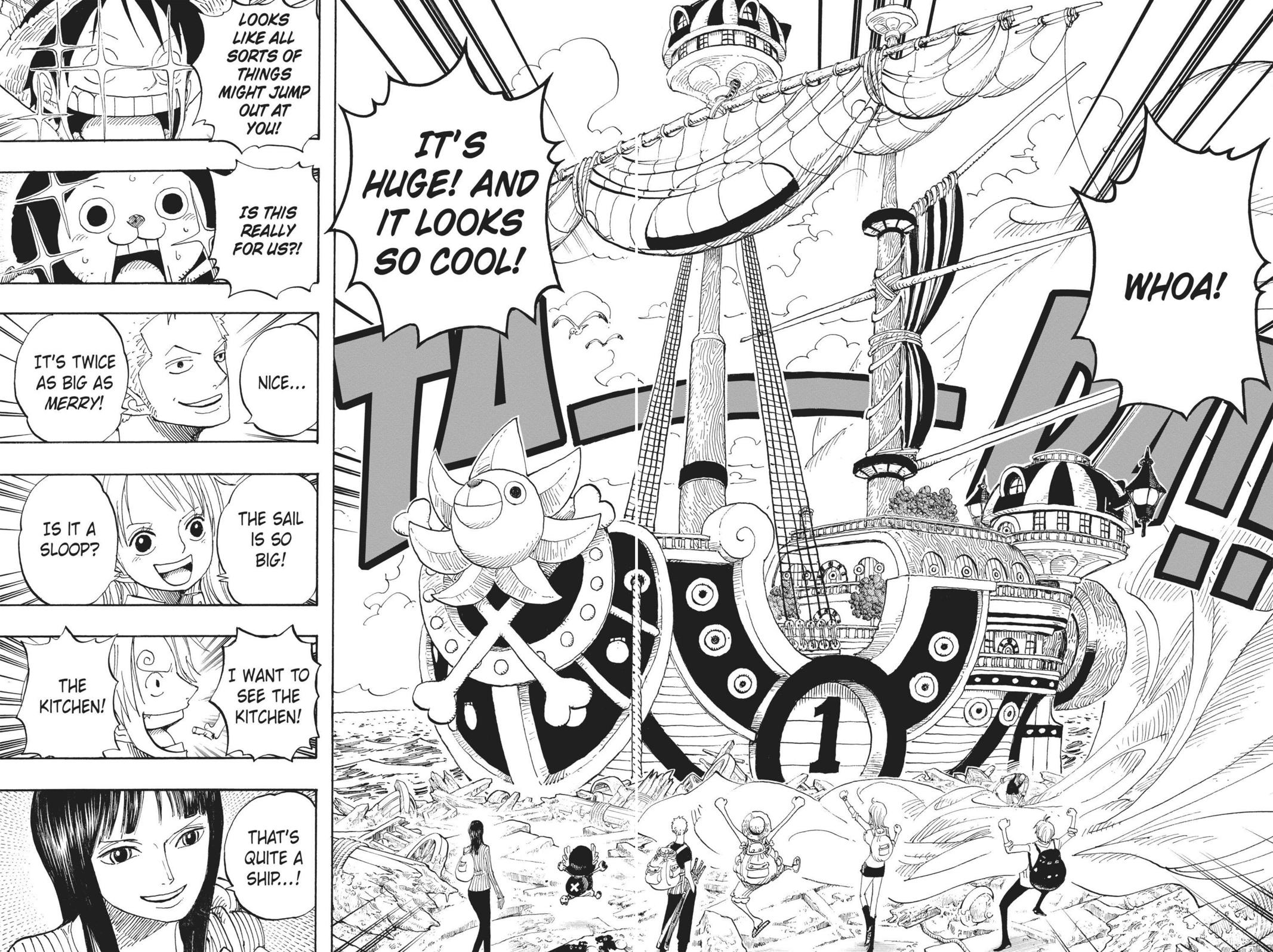 One Piece, Chapter 436 image 006