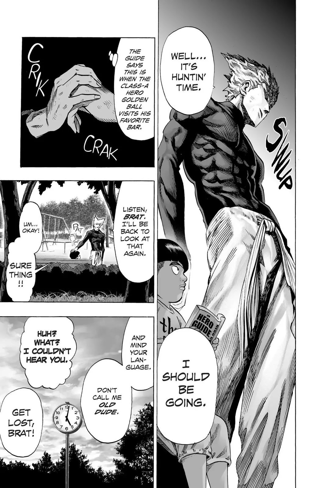 One Punch Man, Chapter Onepunch-Man 49 image 004