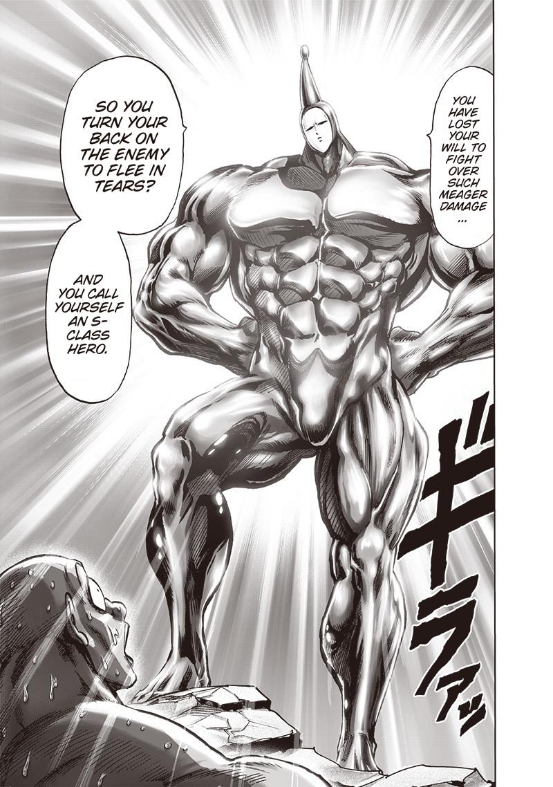 One Punch Man, Chapter 149 image 007
