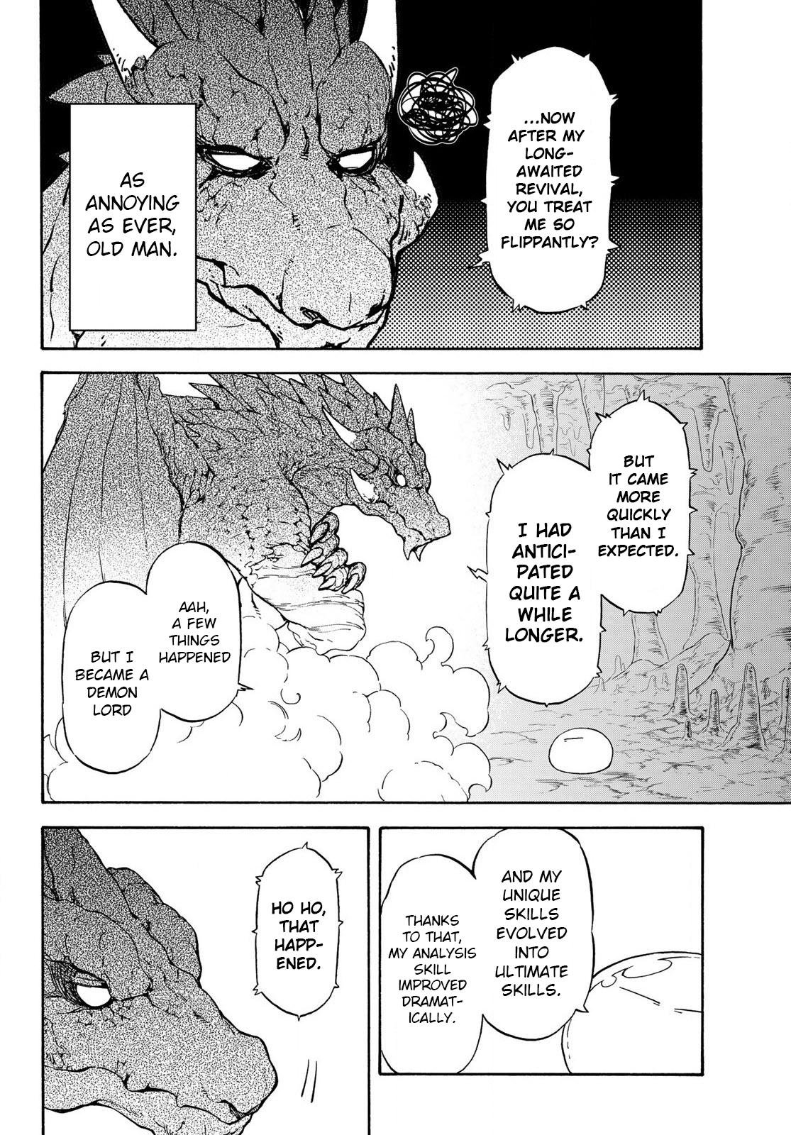 That Time I Got Reincarnated As A Slime, Chapter 71 image 019