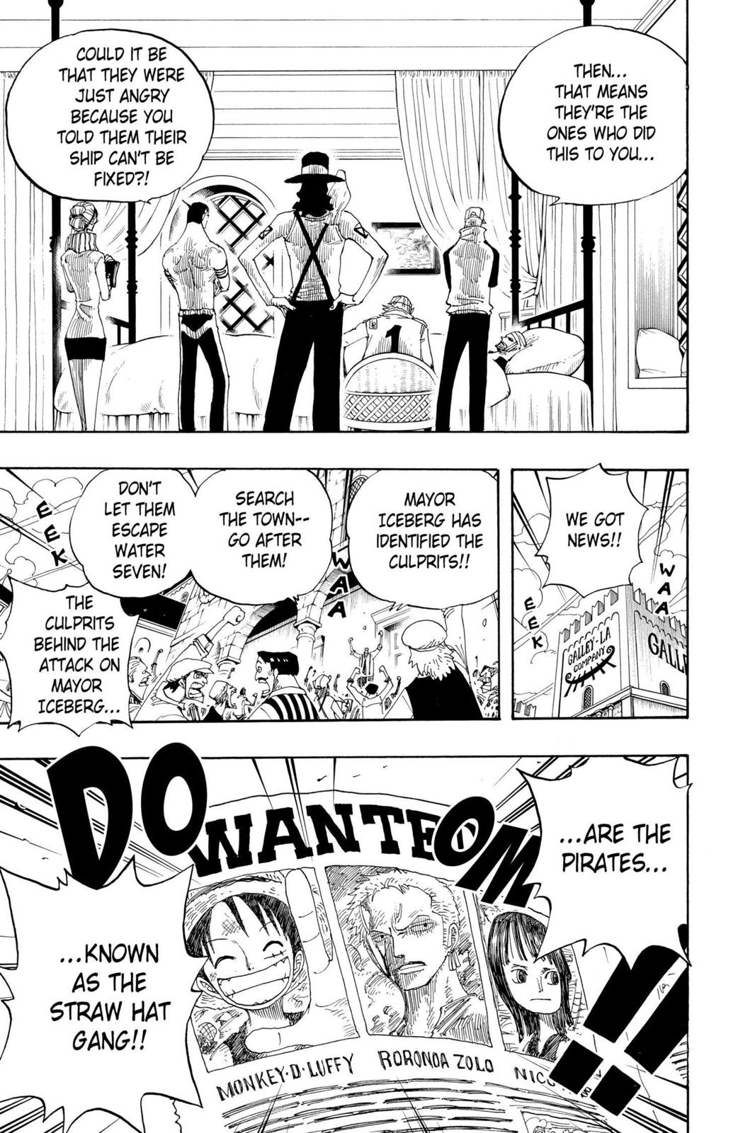 One Piece, Chapter 336 image 011