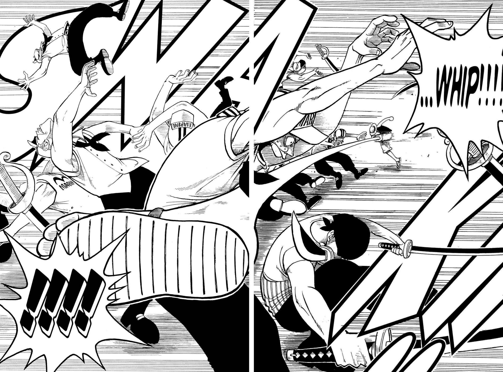 One Piece, Chapter 6 image 008