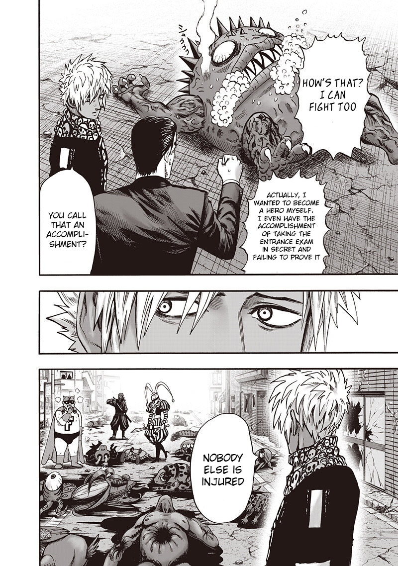 One Punch Man, Chapter Onepunch-Man 94 image 088
