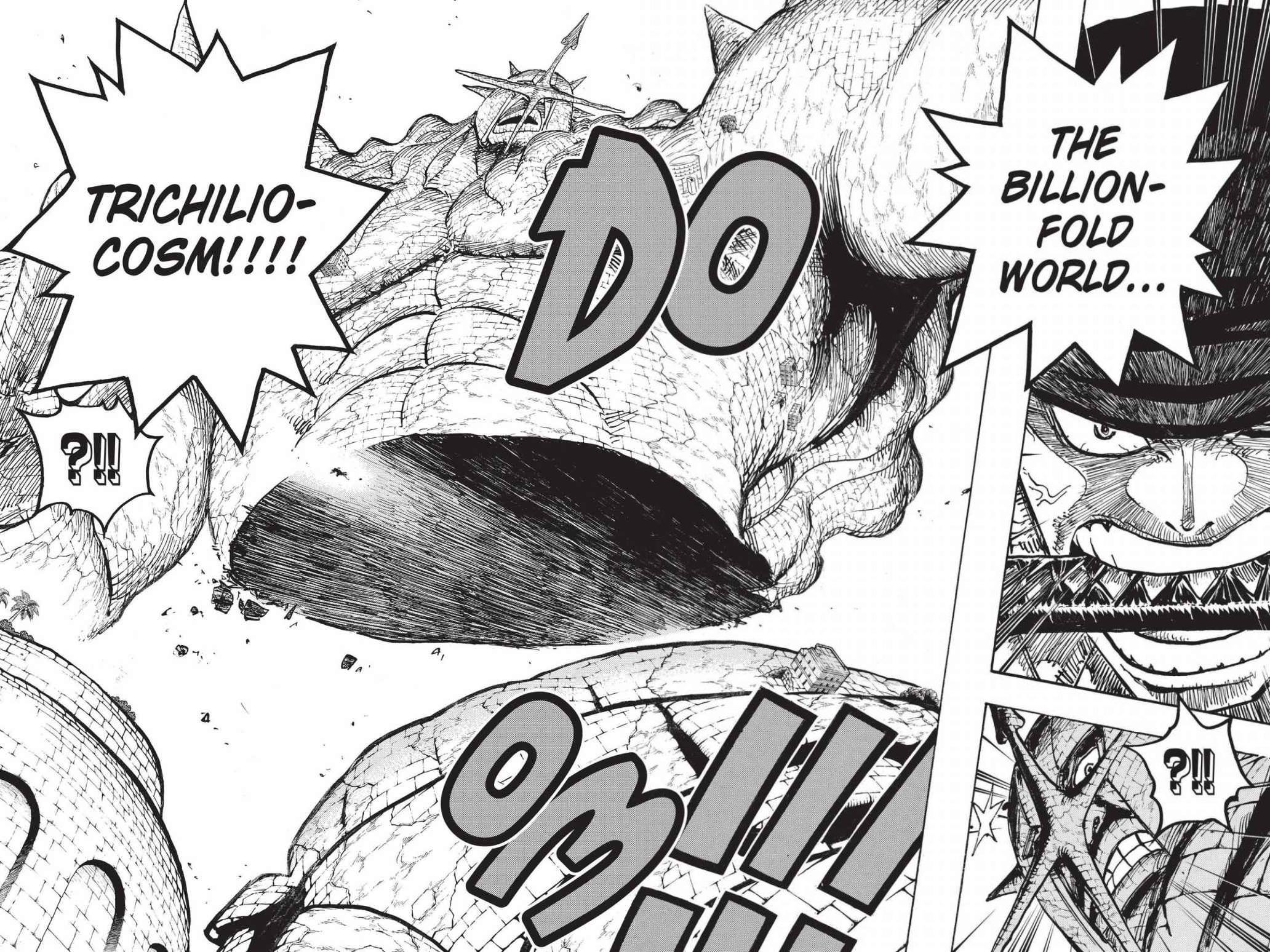 One Piece, Chapter 778 image 009