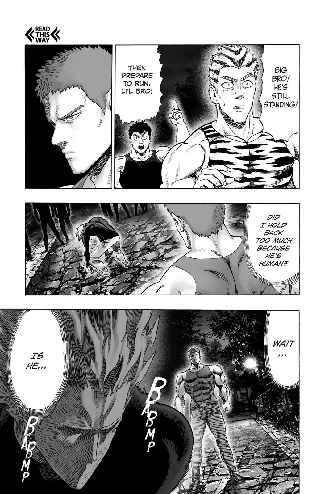 One Punch Man, Chapter Onepunch-Man 46 image 018